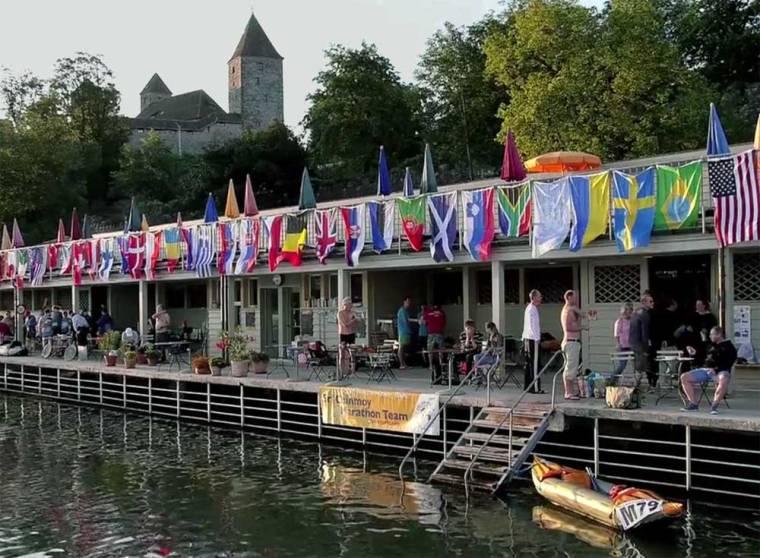 Schwimmen-Zürichsee