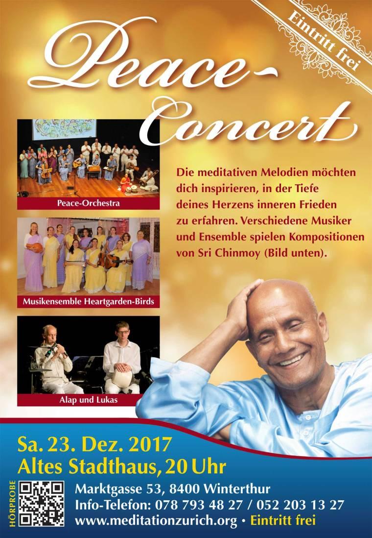 Peace-Konzert